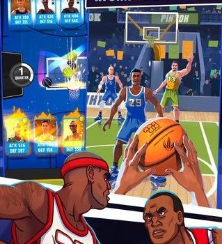Rival Stars Basketball Ekran Görüntüleri - 2
