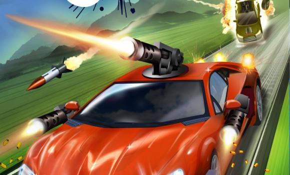 Road Riot Combat Racing Ekran Görüntüleri - 5
