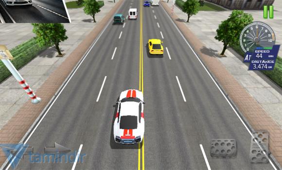 Road Traffic Racer Ekran Görüntüleri - 1