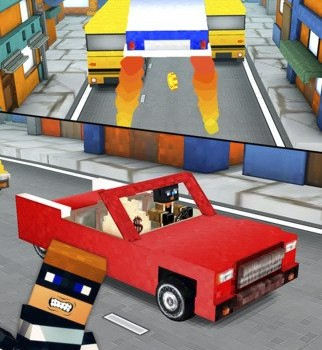Robber Race Escape Ekran Görüntüleri - 1