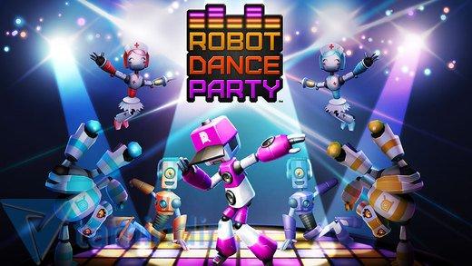 Robot Dance Party Ekran Görüntüleri - 3