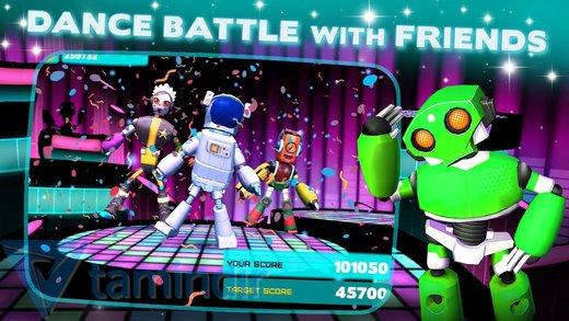 Robot Dance Party Ekran Görüntüleri - 2
