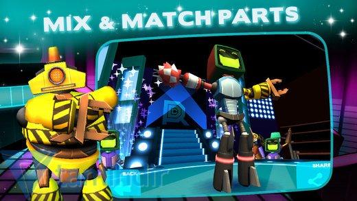 Robot Dance Party Ekran Görüntüleri - 1