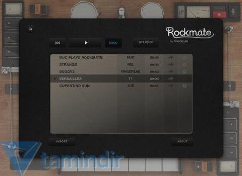 Rockmate Ekran Görüntüleri - 1