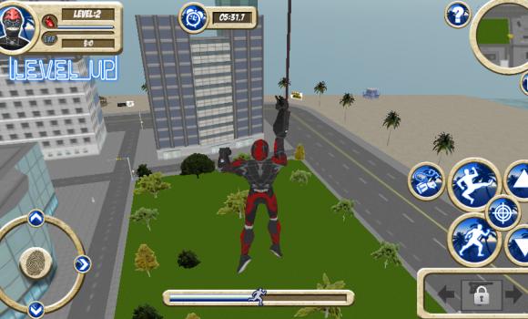 Rope Hero Ekran Görüntüleri - 4