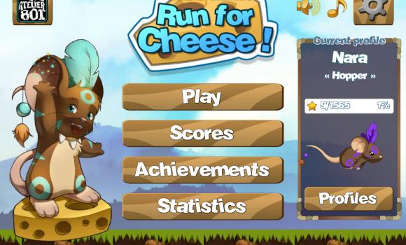 Run for Cheese Ekran Görüntüleri - 2