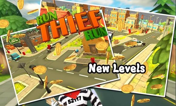 Run Thief Run Ekran Görüntüleri - 1