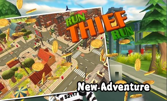 Run Thief Run Ekran Görüntüleri - 3