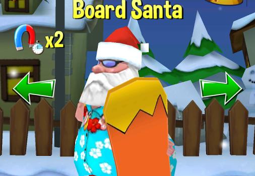 Running With Santa: Xmas Run Ekran Görüntüleri - 4