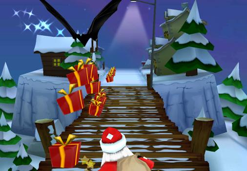 Running With Santa: Xmas Run Ekran Görüntüleri - 2