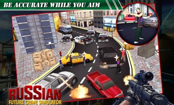 Russian Future Crime Simulator Ekran Görüntüleri - 3