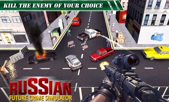 Russian Future Crime Simulator Ekran Görüntüleri - 2