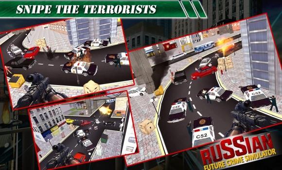 Russian Future Crime Simulator Ekran Görüntüleri - 1