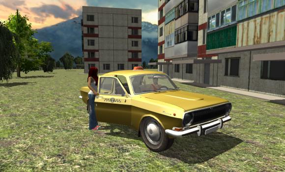 Russian Taxi Simulator 3D Ekran Görüntüleri - 5