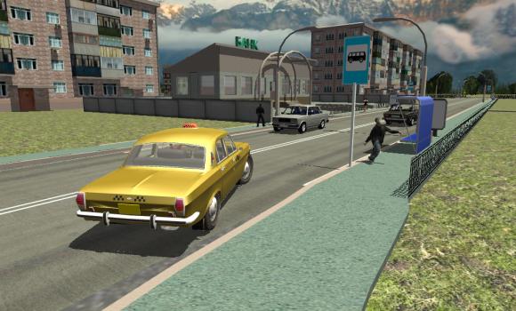 Russian Taxi Simulator 3D Ekran Görüntüleri - 4