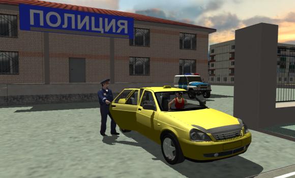 Russian Taxi Simulator 3D Ekran Görüntüleri - 2