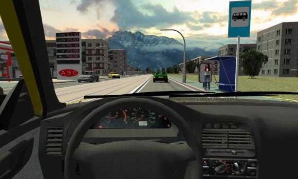 Russian Taxi Simulator 3D Ekran Görüntüleri - 1