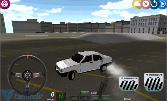Şahin Drift Oyunu 3D Ekran Görüntüleri - 2