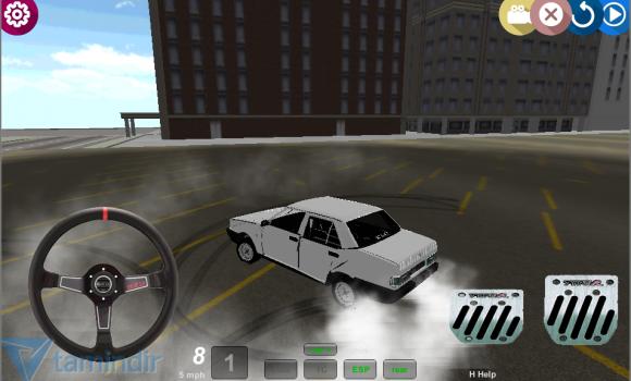 Şahin Drift Oyunu 3D Ekran Görüntüleri - 3