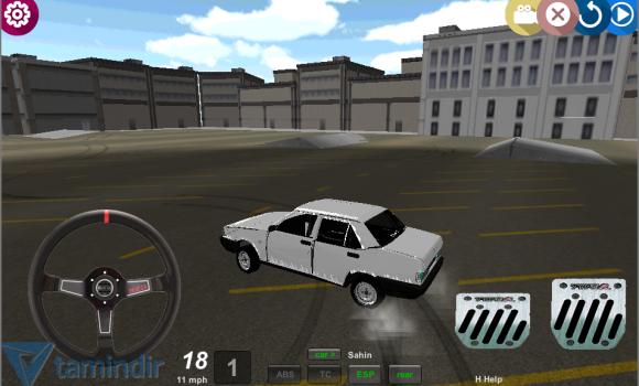 Şahin Drift Oyunu 3D Ekran Görüntüleri - 1