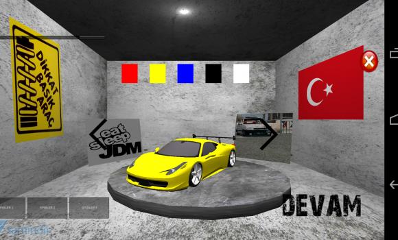 Şahin Honda Drift Ekran Görüntüleri - 3