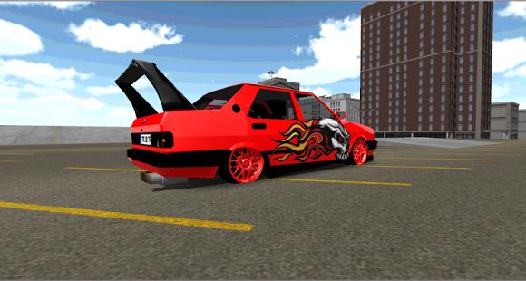 Şahin Modifiye ve Drift 3D Ekran Görüntüleri - 6