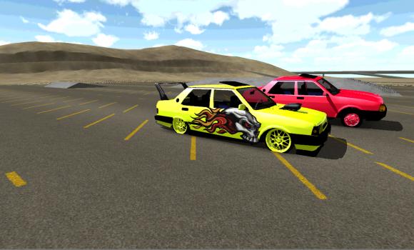 Şahin Modifiye ve Drift 3D Ekran Görüntüleri - 3