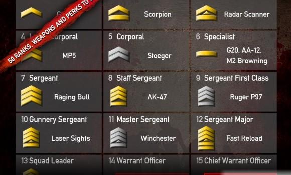 SAS: Zombie Assault 3 Ekran Görüntüleri - 1