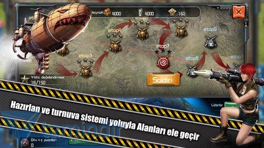 Savaş'a Çağrı Ekran Görüntüleri - 1