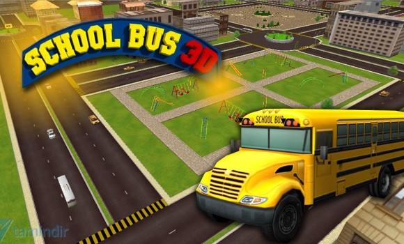 School Bus 3D Ekran Görüntüleri - 3