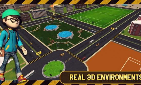 School Bus 3D Ekran Görüntüleri - 2