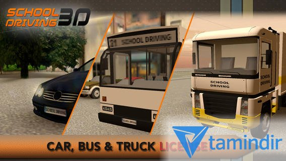 School Driving 3D Ekran Görüntüleri - 4