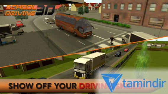 School Driving 3D Ekran Görüntüleri - 2