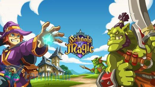 Schools of Magic Ekran Görüntüleri - 4