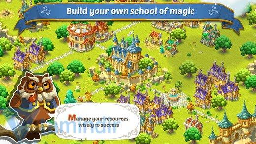 Schools of Magic Ekran Görüntüleri - 2