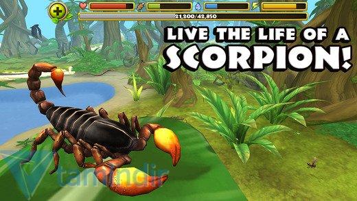 Scorpion Simulator Ekran Görüntüleri - 3