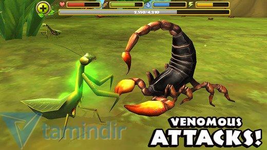 Scorpion Simulator Ekran Görüntüleri - 2