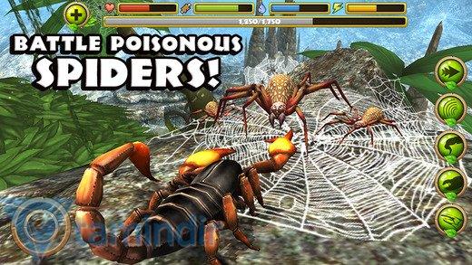 Scorpion Simulator Ekran Görüntüleri - 1