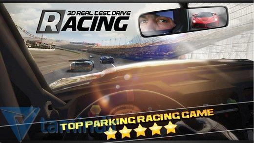 3D Real Test Drive Racing Parking Game Ekran Görüntüleri - 4