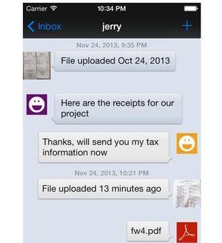 Secure Filebox Ekran Görüntüleri - 2