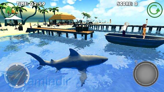 Shark Simulator Ekran Görüntüleri - 2
