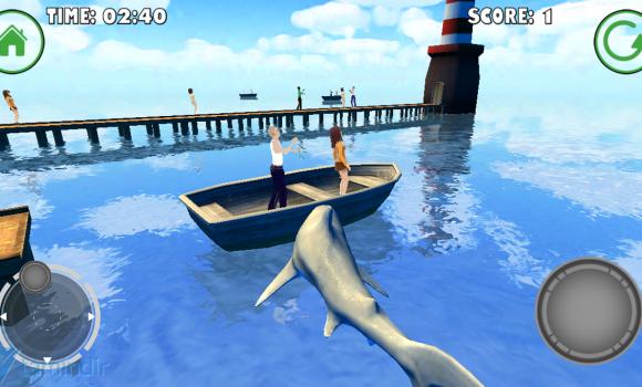 Shark Simulator Ekran Görüntüleri - 1
