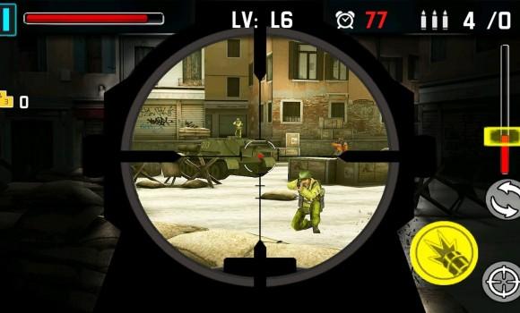 Shoot War: Gun Fire Defense Ekran Görüntüleri - 4
