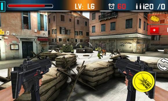 Shoot War: Gun Fire Defense Ekran Görüntüleri - 2