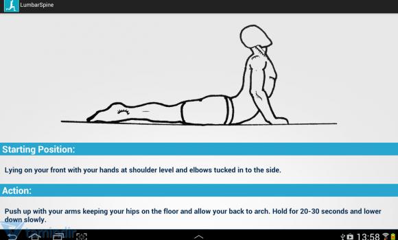 Simple Stretching Exercises Ekran Görüntüleri - 2