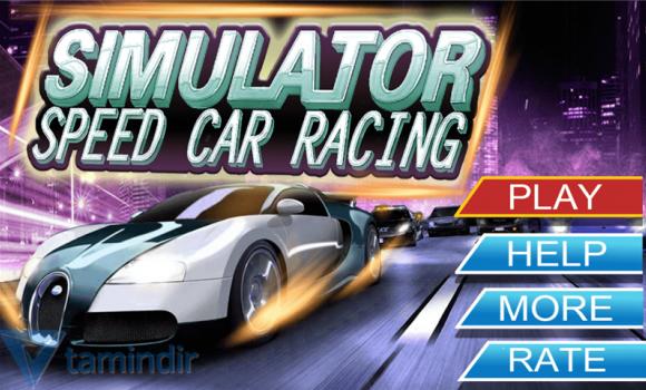 Simulator: Speed Car Racing Ekran Görüntüleri - 3
