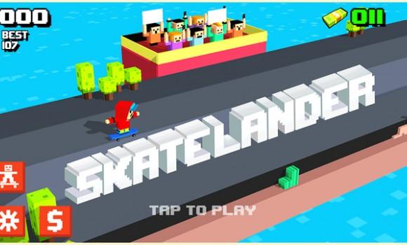 Skatelander Ekran Görüntüleri - 5
