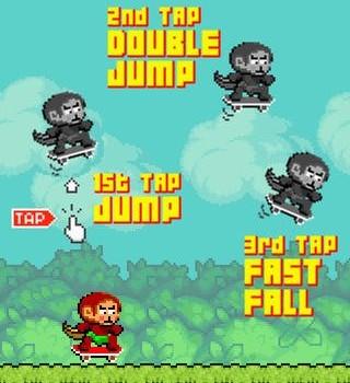 Skater Monkey Ekran Görüntüleri - 3