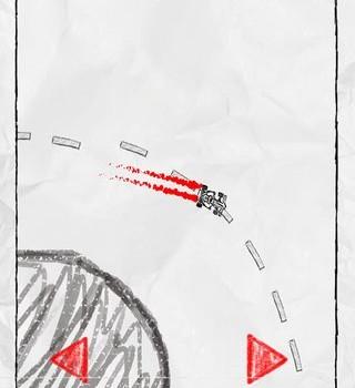 Sketchy Pencil Racer Ekran Görüntüleri - 1