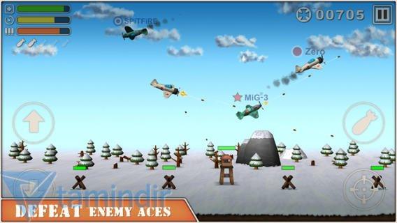 Sky Aces 2 Ekran Görüntüleri - 5